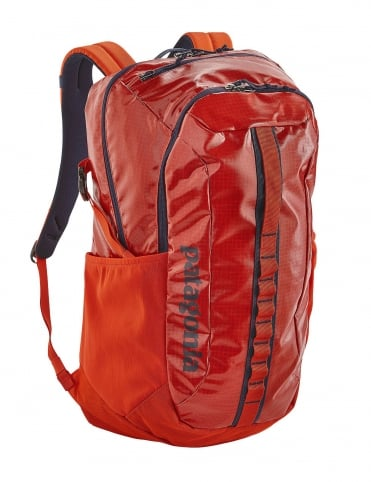 Black Hole 30L Backpack - Paintbrush Red