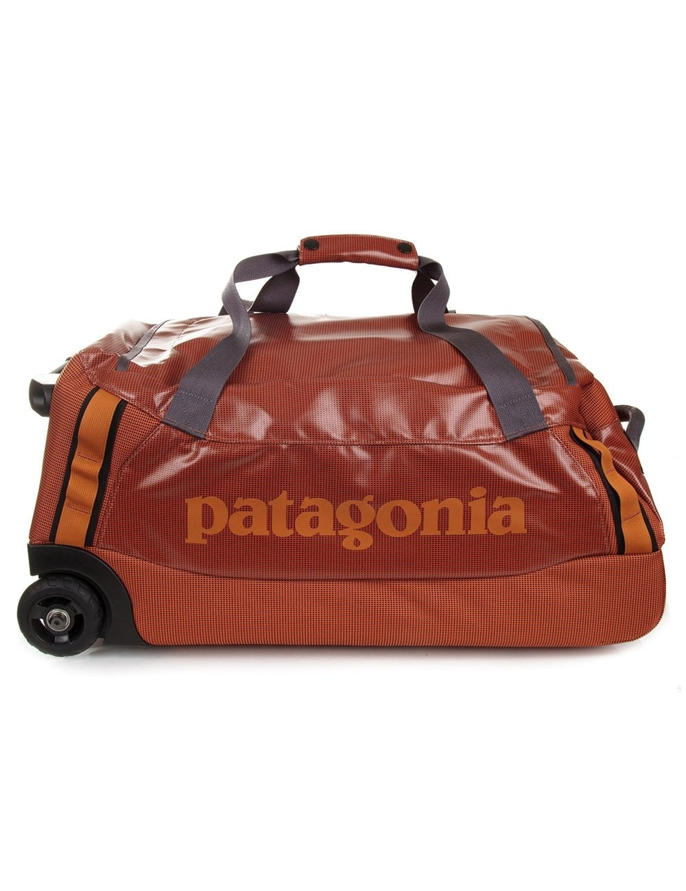 Patagonia Black Hole 45l Wheeled Duffel Bag Copper Ore
