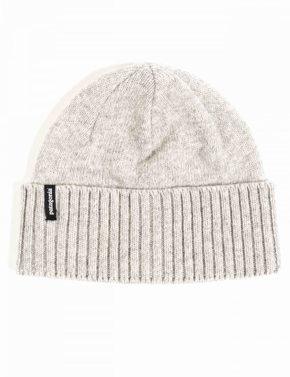 bba08430d4e Patagonia Brodeo Beanie - Drifter Grey - Accessories from Fat Buddha ...