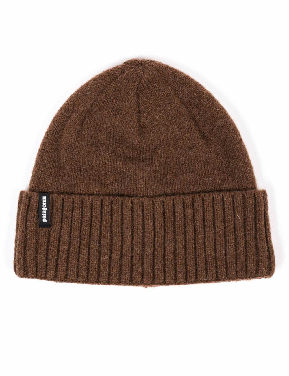 743358137fff1 Patagonia Brodeo Beanie Hat - Timber Brown - Accessories from Fat ...