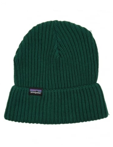 Patagonia Fisherman's Rolled Beanie Hat - Legend Green