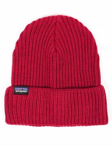ceaba56e70586 Patagonia Fisherman s Rolled Beanie - Oxide Red