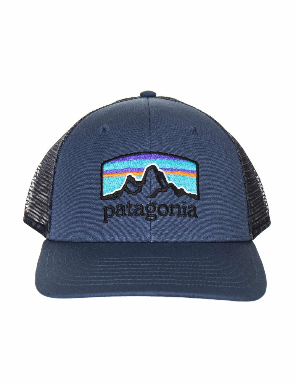 good selling genuine shoes price reduced Fitz Roy Horizons Trucker Hat - Dolomite Blue