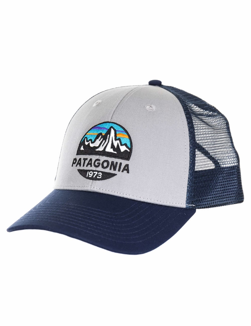 Patagonia Fitz Roy Scope LoPro Trucker Hat - Drifter Grey ... bcd39e42176