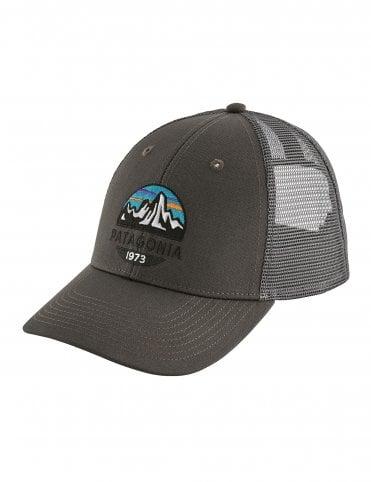 a20ffc64eb2ab Patagonia Fitz Roy Scope LoPro Trucker Hat - Forge Grey