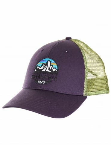 Fitz Roy Scope LoPro Trucker Hat - Piton Purple