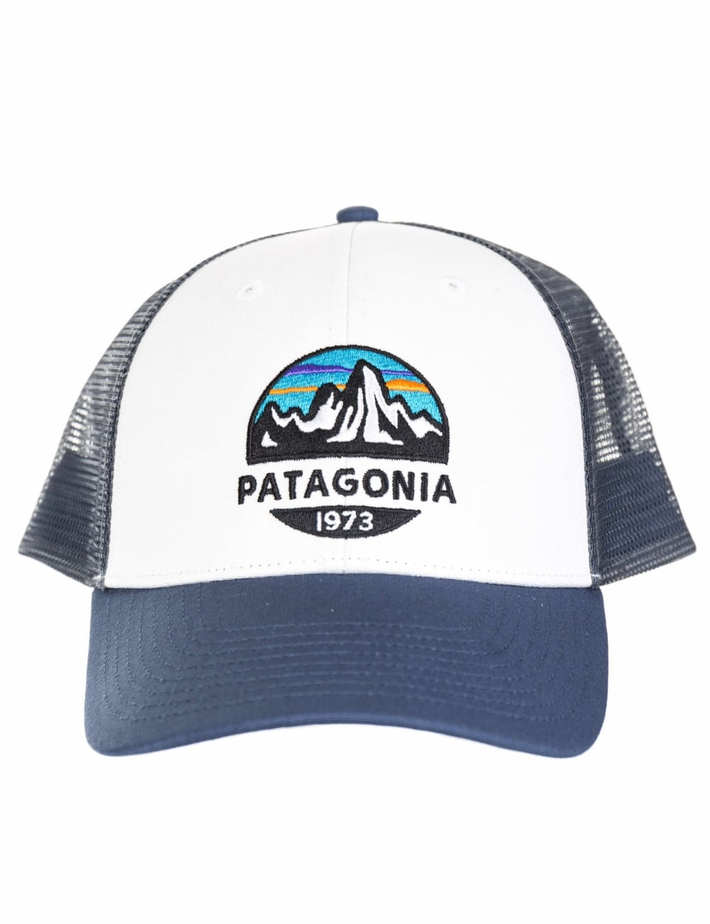 2046fdf9e77 Patagonia Fitz Roy Scope LoPro Trucker Hat - White - Accessories ...