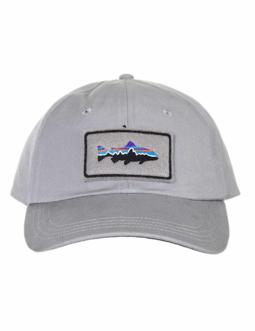aa324515a Fitz Roy Trout Patch Trad Cap - Drifter Grey