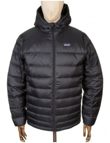 Hi-Loft Down Jacket - Black