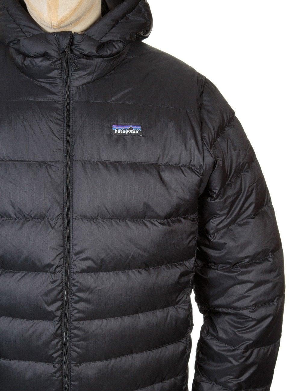 88581b58b Hi-Loft Down Jacket - Black
