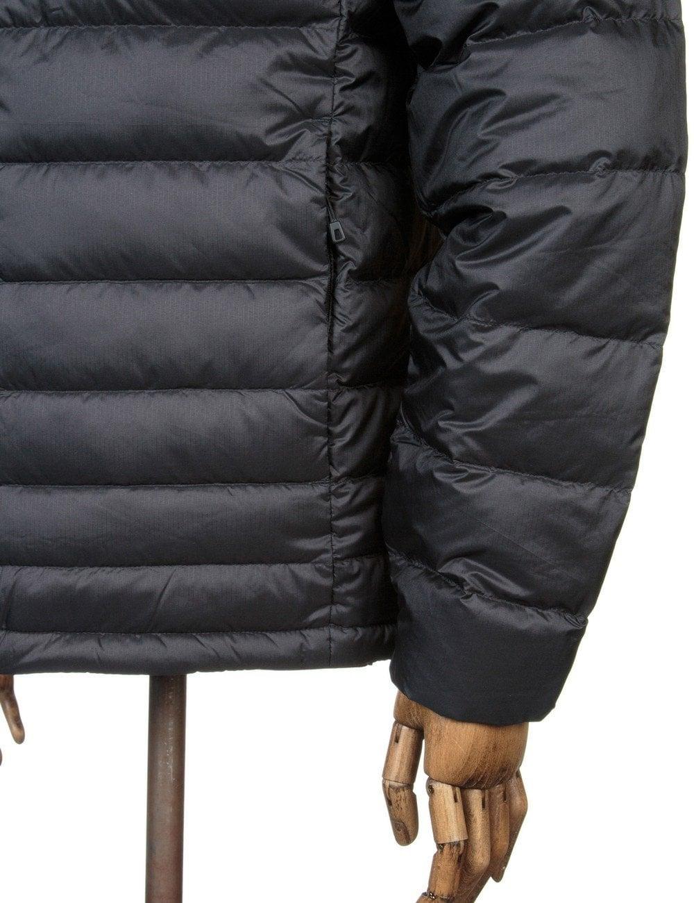 Patagonia Hi Loft Down Jacket Black Clothing From Fat Buddha