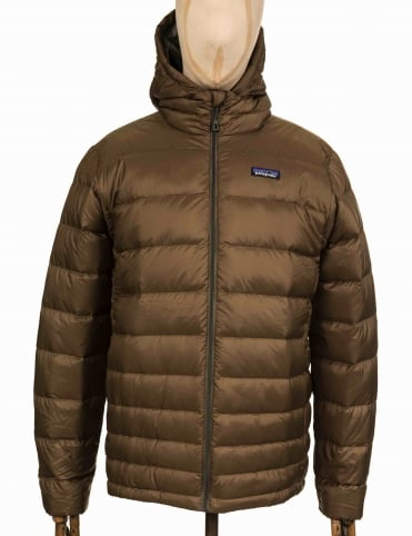 Hi-Loft Down Jacket - Dark Ash