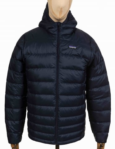 Hi-Loft Down Jacket - Navy Blue