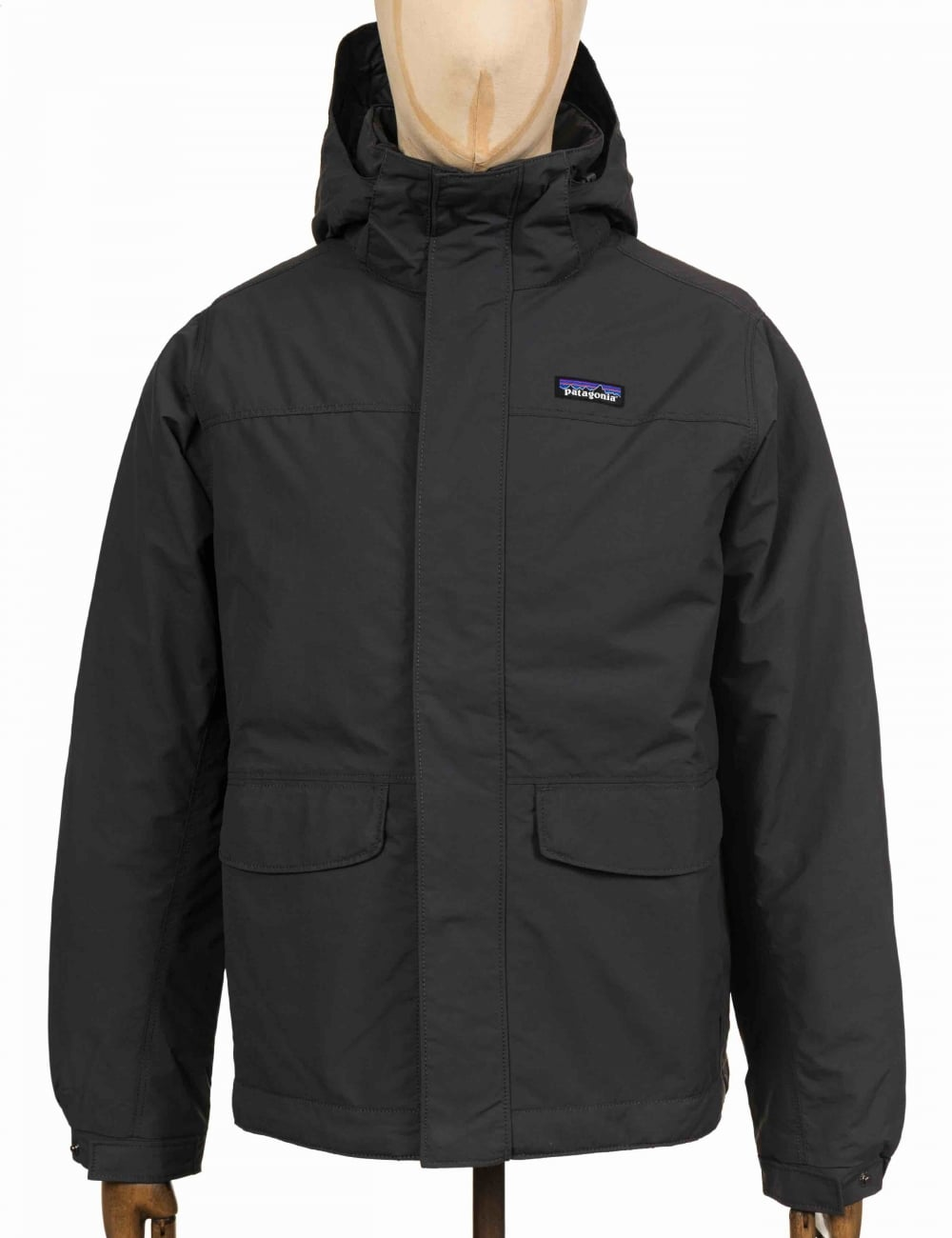 2f6dea09f8f Patagonia Isthmus Jacket - Forge Grey - Clothing from Fat Buddha ...