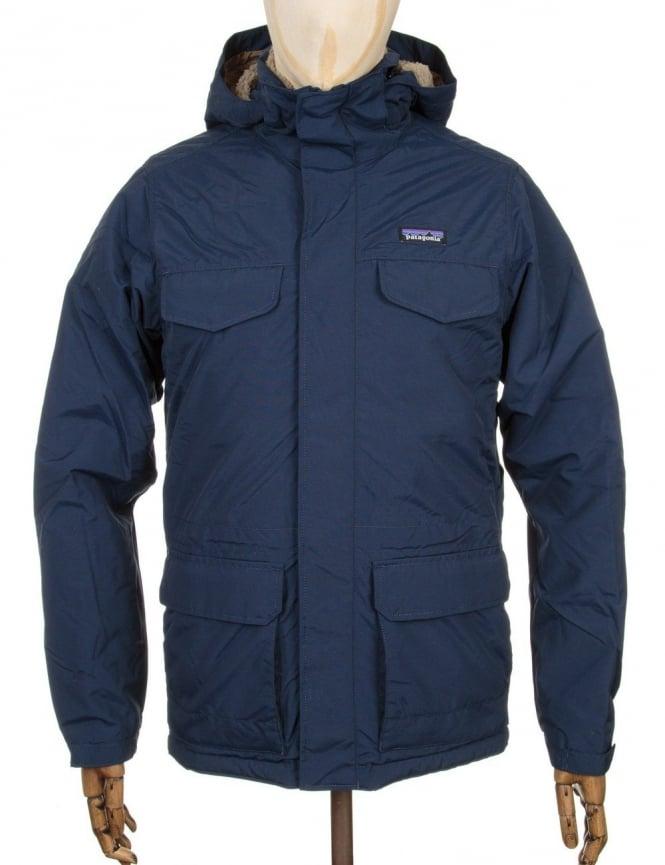 Patagonia Isthmus Jacket - Navy Blue