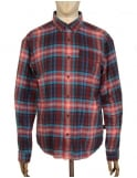 Patagonia L/S LW Fjord Flannel Shirt - Rootsy: Cinder Red