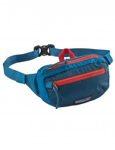 Patagonia Lightweight Travel Mini Hip Pack 1L - Balkan Blue 3a018e15bf5d4