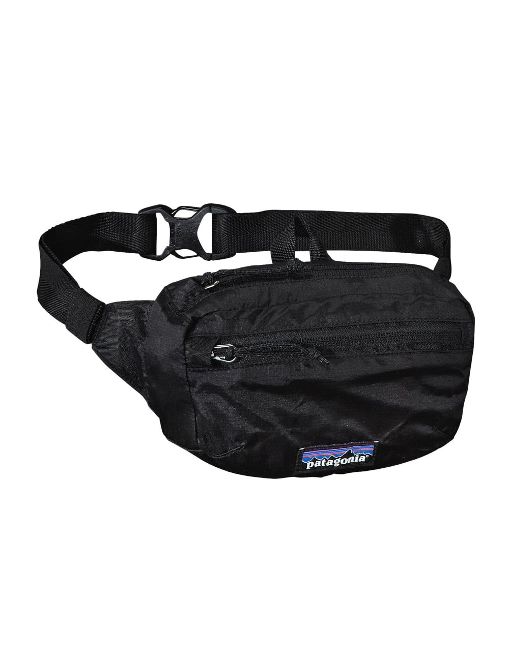 Patagonia Lightweight Travel Mini Hip Pack 1L - Black - Accessories ... 6c07e0d4d6405