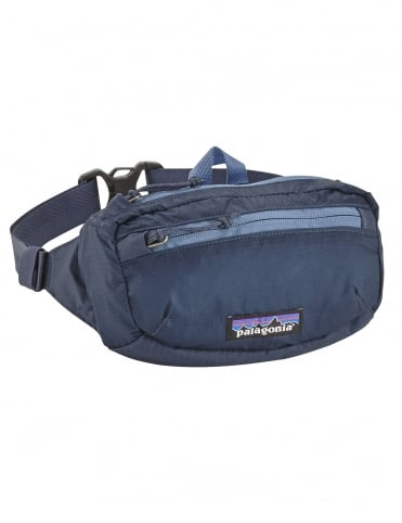 Lightweight Travel Mini Hip Pack 1L - Dolomite Blue