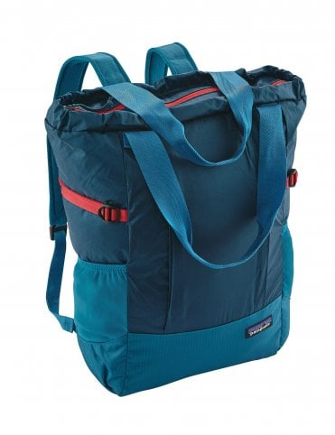 Patagonia Lightweight Travel Tote Bag - Big Sur Blue cad7968d5a788