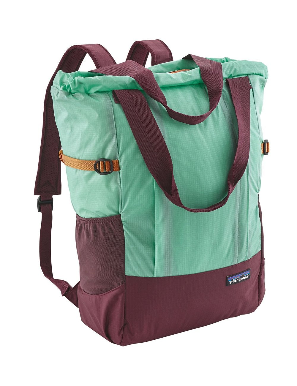 Patagonia Lightweight Travel Tote Bag - Vjosa Green - Accessories ... 47eae2ce39a06