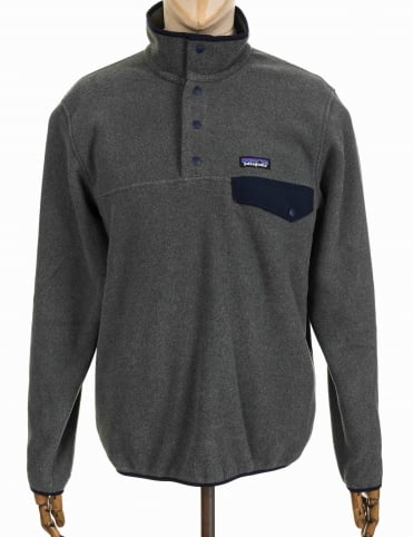 LW Synch Snap-T Pullover - Nickel