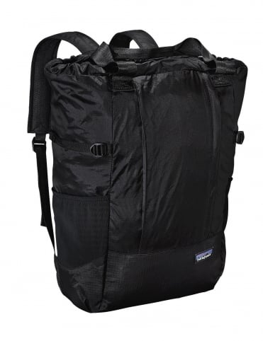 LW Travel Tote Bag - Black