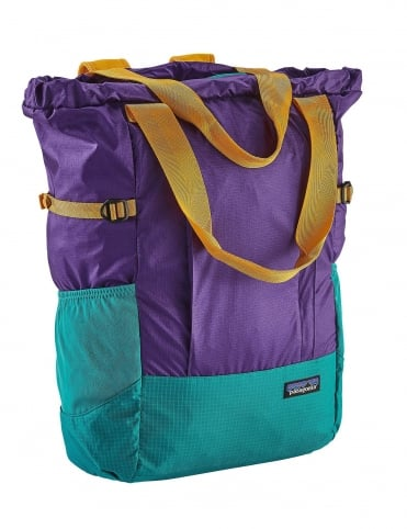 LW Travel Tote Bag - Purple