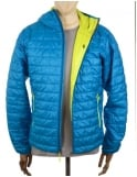 Patagonia Nano Puff Hooded Jacket - Andes Blue