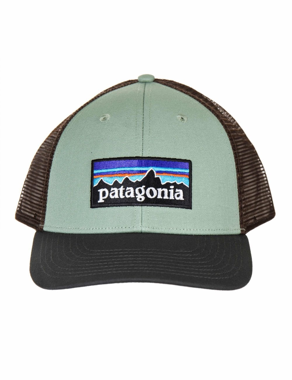 cfe5e44a Patagonia P-6 Logo LoPro Trucker Hat - Celadon - Accessories from ...