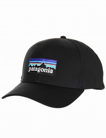 P-6 Logo Roger That Hat - Black