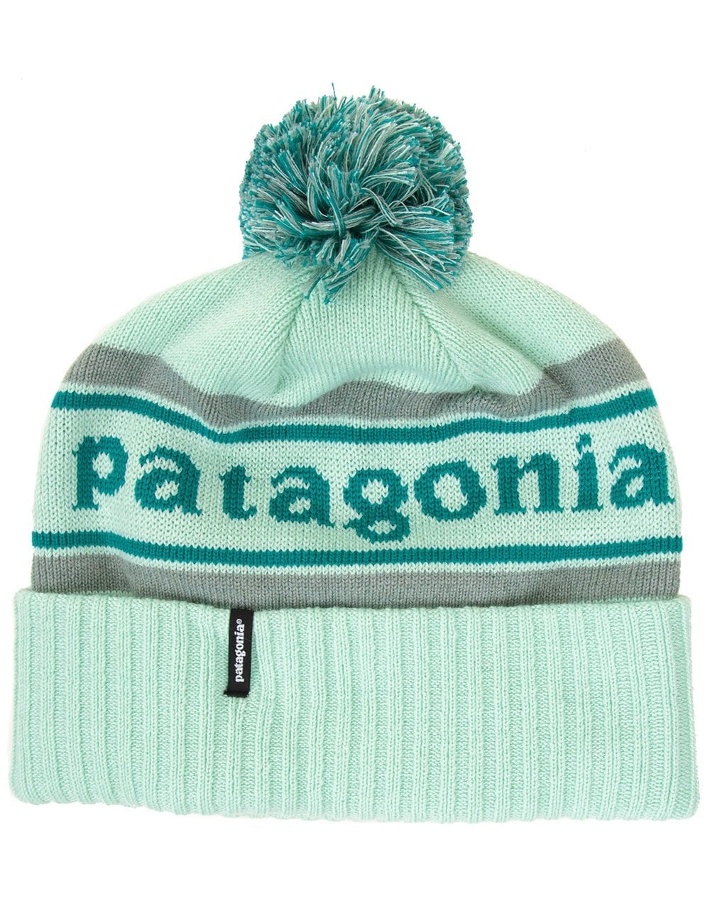 cb35ae78828 Patagonia Powder Town Beanie - Arctic Mint - Hat Shop from Fat ...