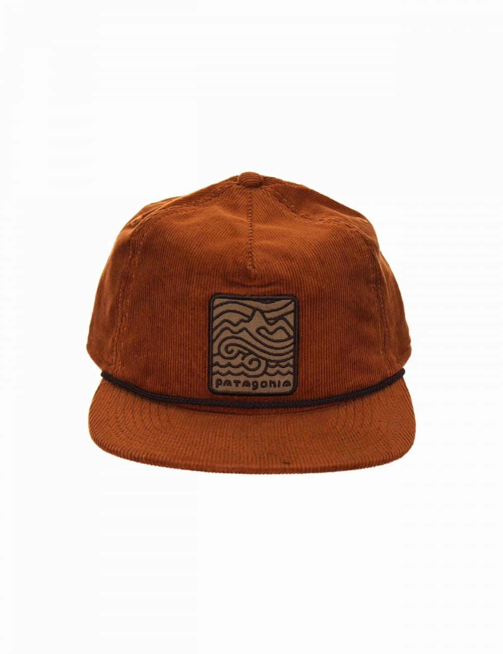 31f6bc9e Patagonia Seazy Breezy Corduroy Hat - Saddle - Accessories from Fat ...