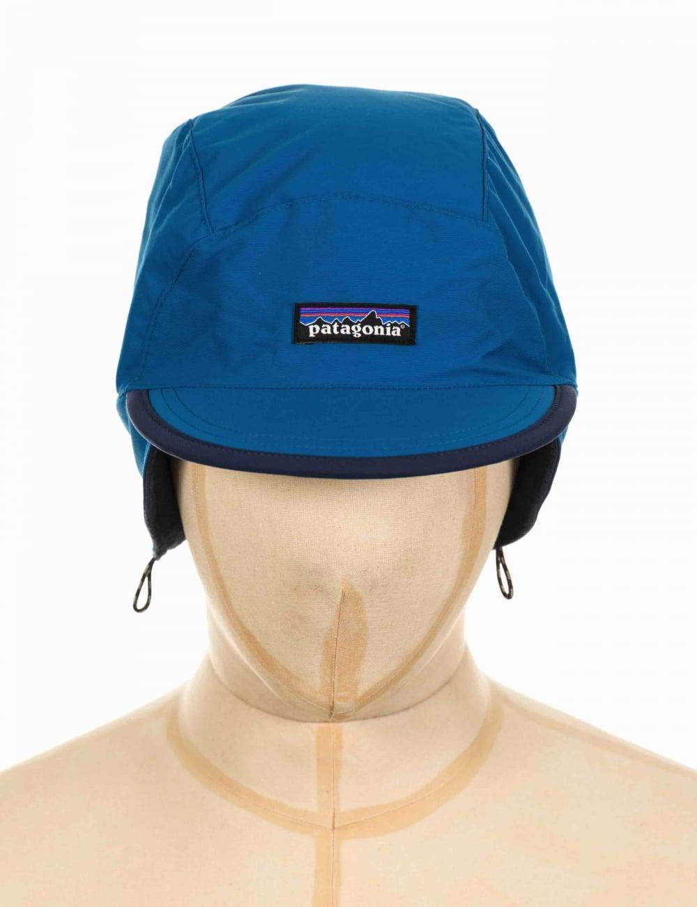 3b6d07c9129 Patagonia Shelled Synchilla Duckbill Cap - Big Sur Blue - Hat Shop ...