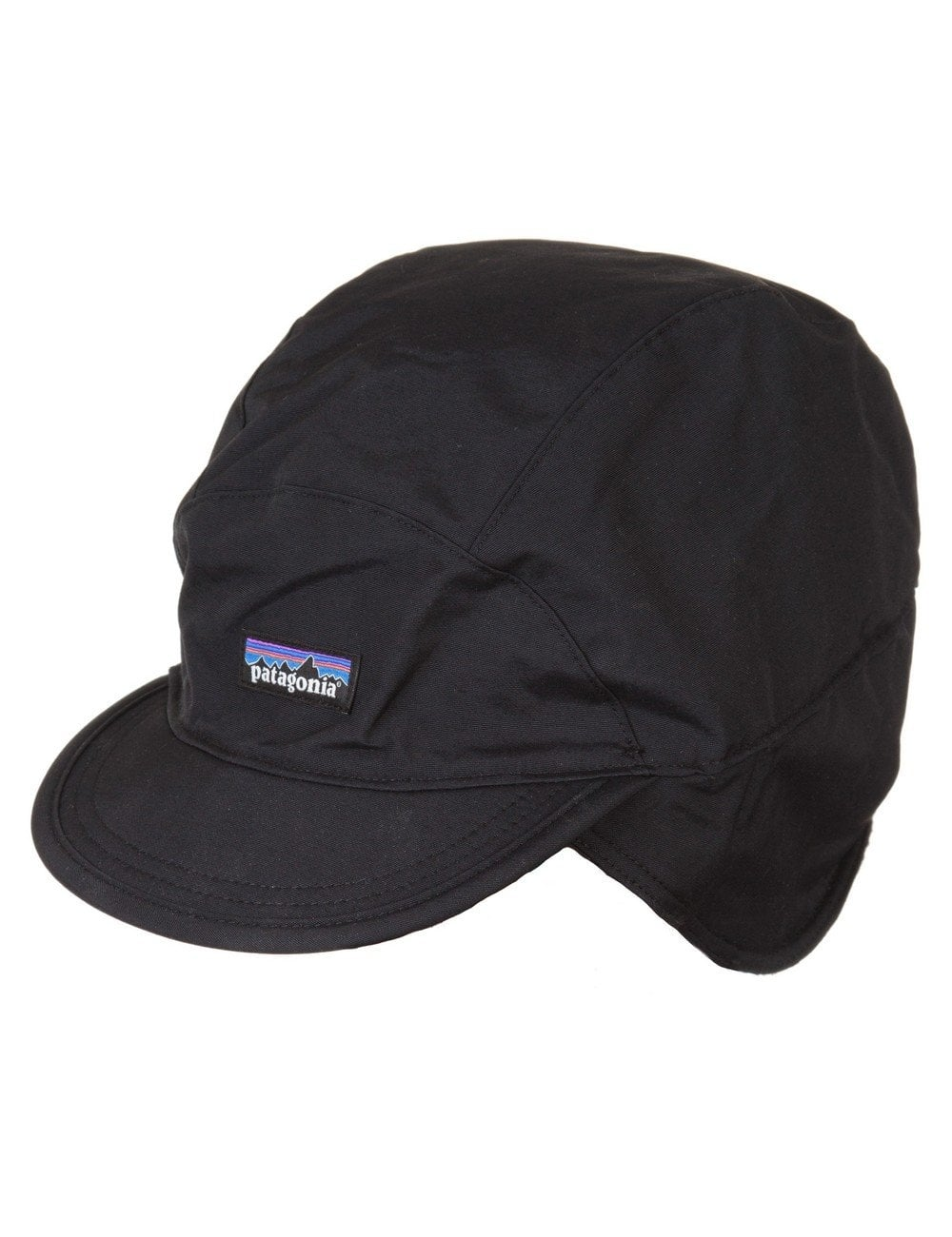 Patagonia Shelled Synchilla Duckbill Cap - Black - Accessories from ... aa3df2e52da