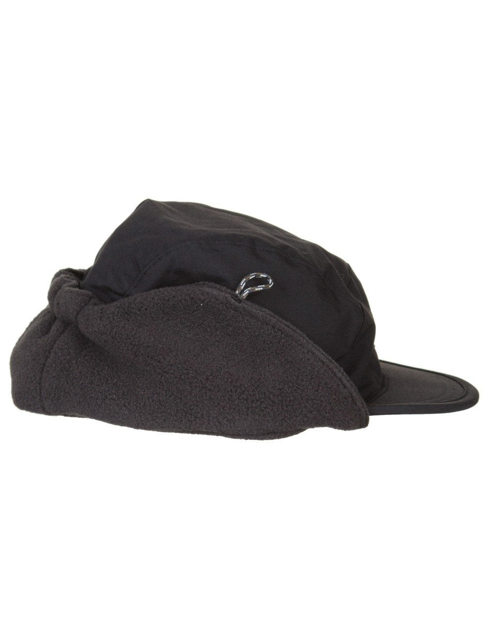 021e06ecf84 Patagonia Shelled Synchilla Duckbill Cap - Black - Accessories from ...