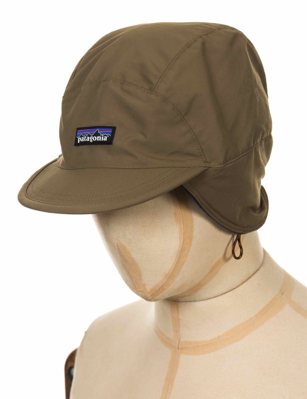 d61b4056087 Patagonia Shelled Synchilla Duckbill Cap - Dark Ash - Accessories ...
