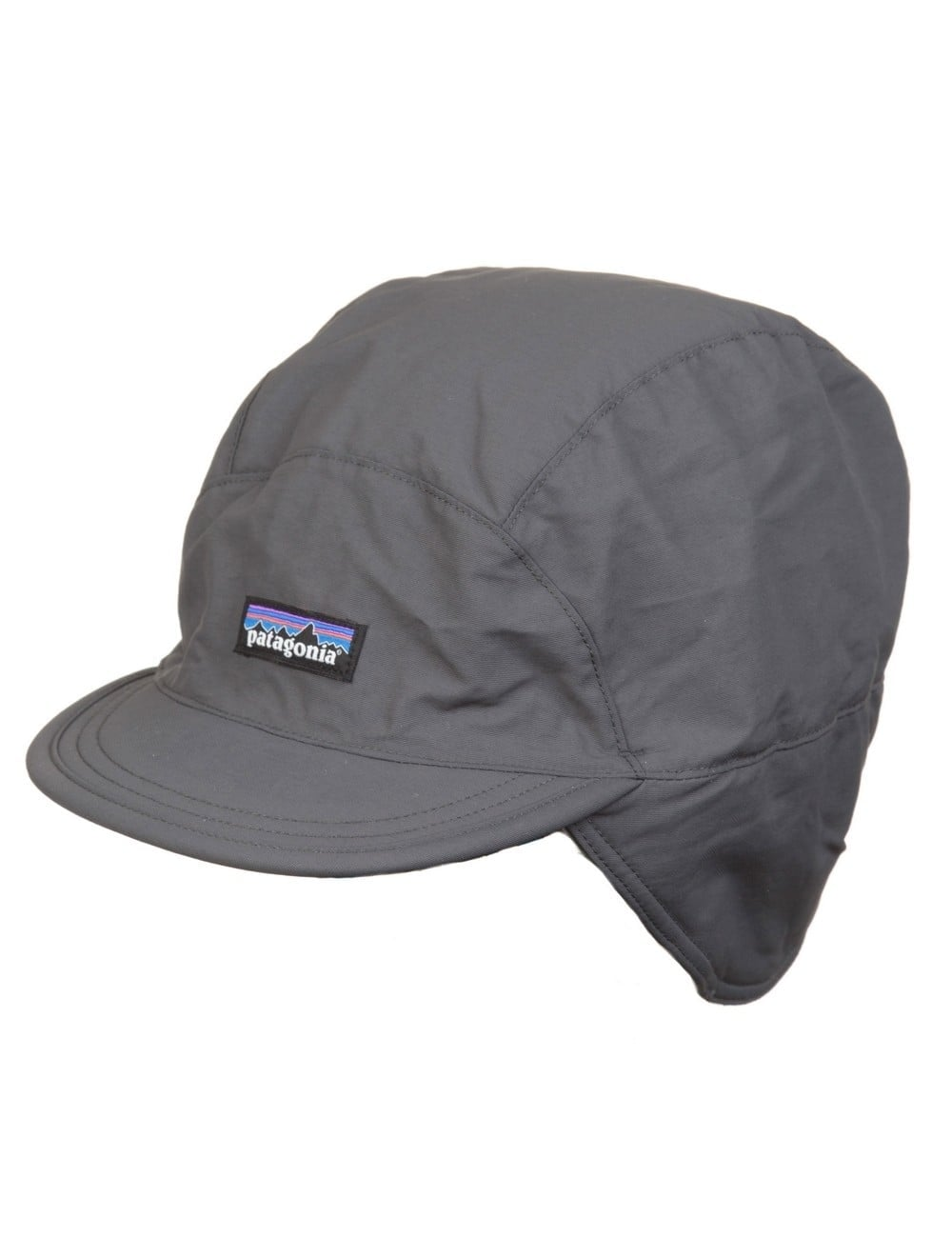 Patagonia Shelled Synchilla Duckbill Cap - Forge Grey - Accessories ... 8d281e2184d