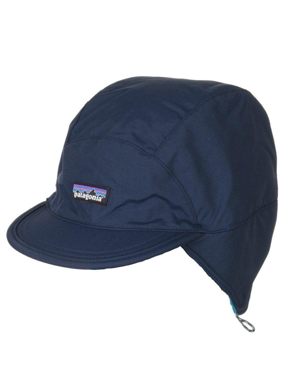 Patagonia Shelled Synchilla Duckbill Cap - Navy Blue - Accessories ... d81f37b2ae0