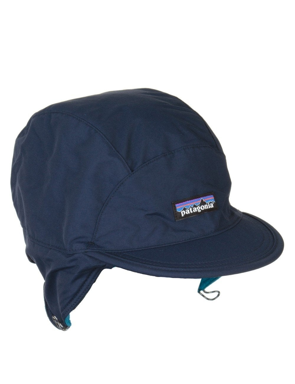 f9389faf4ab Patagonia Shelled Synchilla Duckbill Cap - Navy Blue - Accessories ...