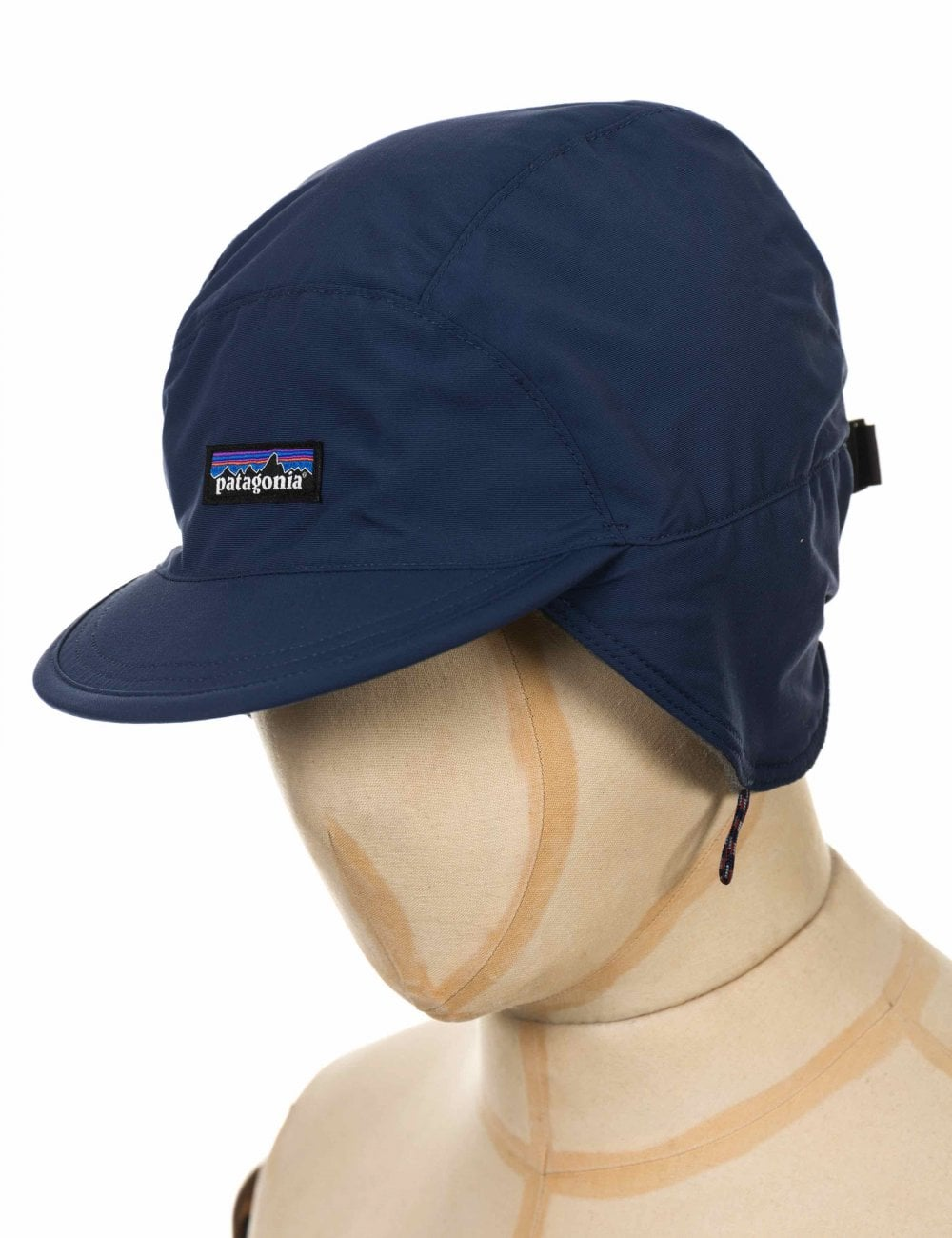 fdc0f80ed1aa0 Patagonia Shelled Synchilla Duckbill Cap - Stone Blue - Accessories ...