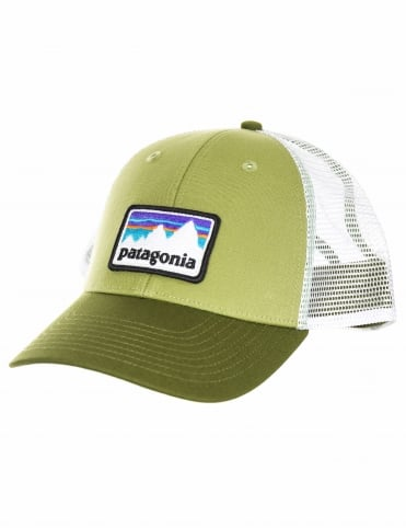 Shop Sticker Patch LoPro Trucker Hat - Crag Green