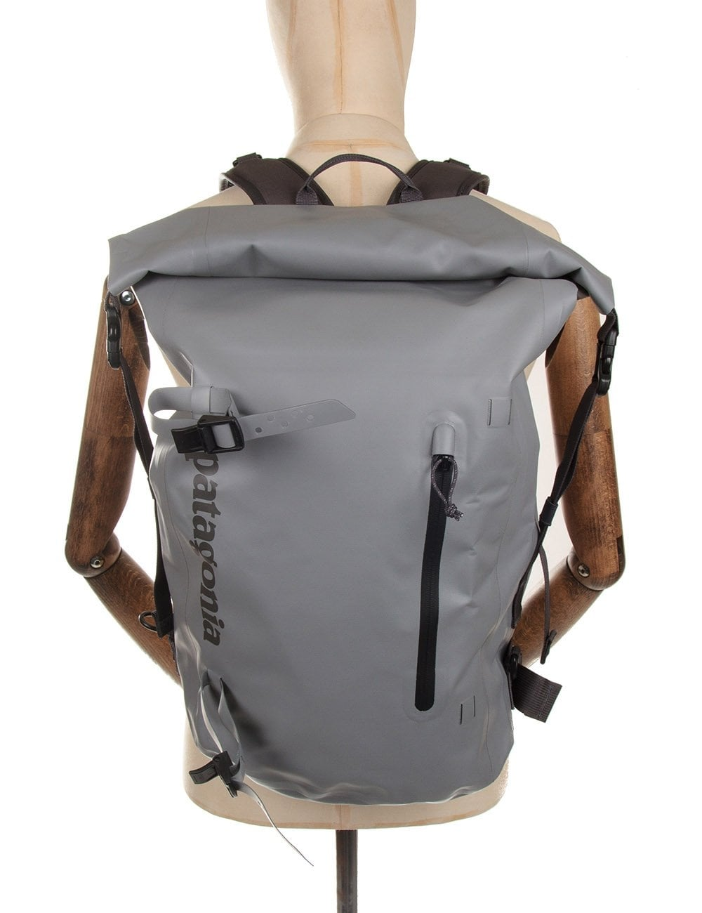 85062c5e5f Patagonia Stormfront Backpack - Feather Grey - Accessories from Fat ...