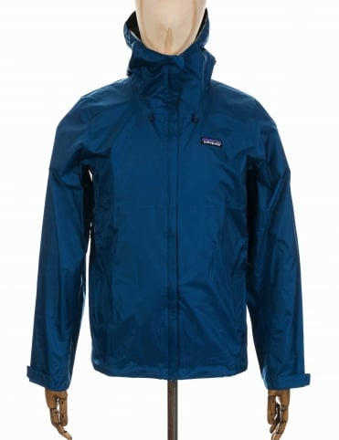 Patagonia Torrent Shell Jacket - Big Sur Blue