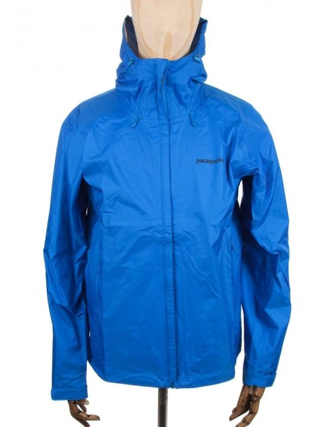 Patagonia Torrentshell Jacket - Andes Blue