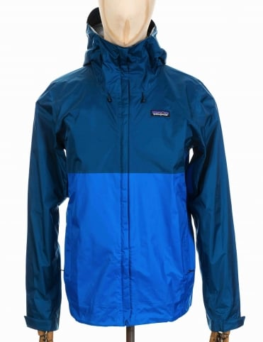 Torrentshell Jacket - Big Sur Blue/Andes Blue