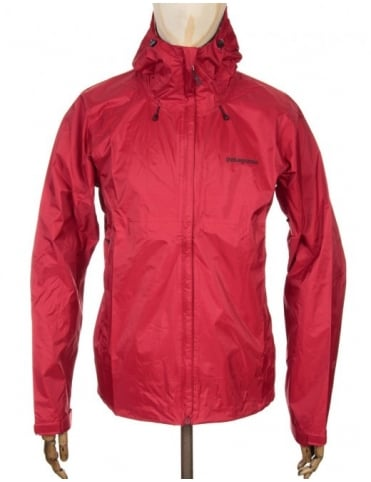 Torrentshell Jacket - Classic Red