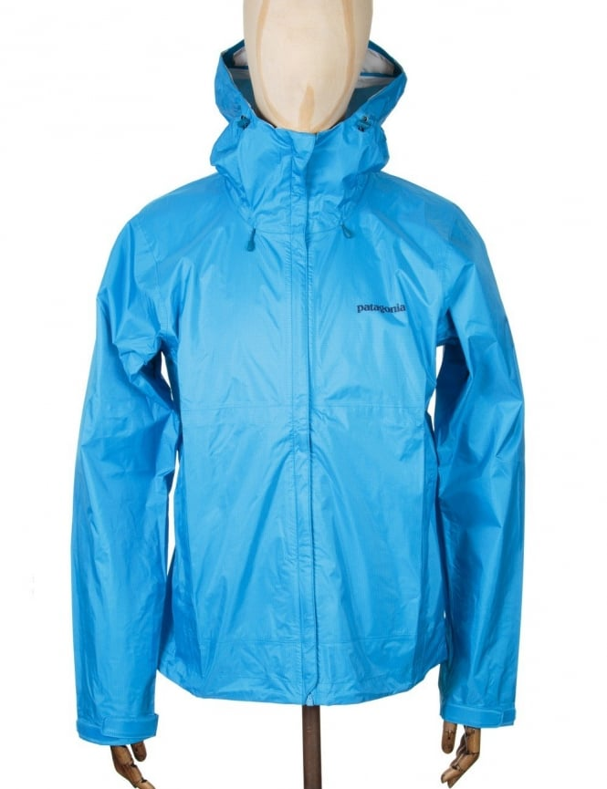 Patagonia Torrentshell Jacket - Electric Blue