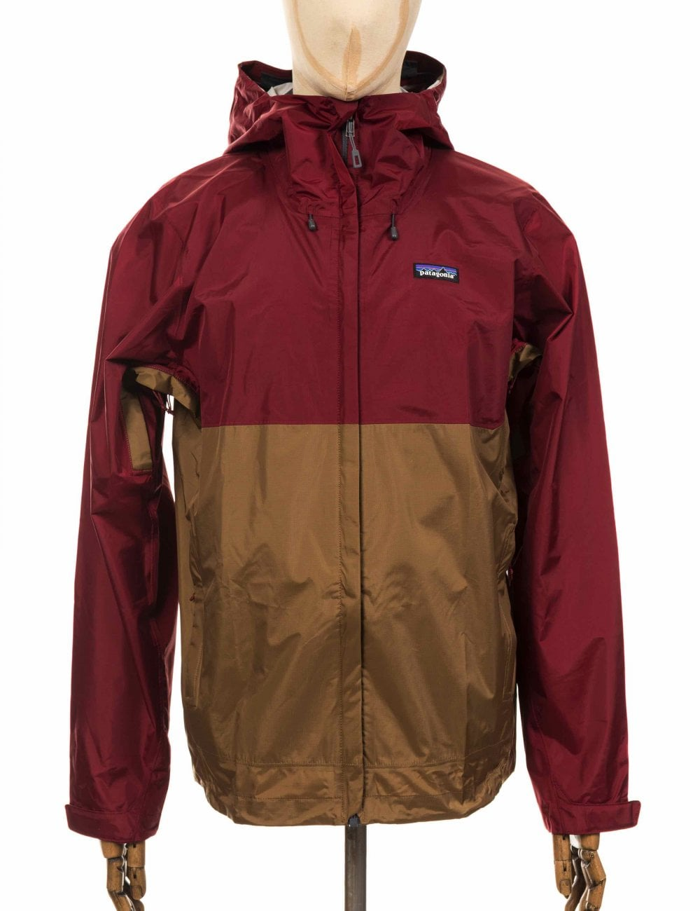 factory authentic 2019 discount sale Torrentshell Jacket - Oxide Red