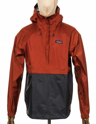 Torrentshell Pullover Jacket - Copper Ore